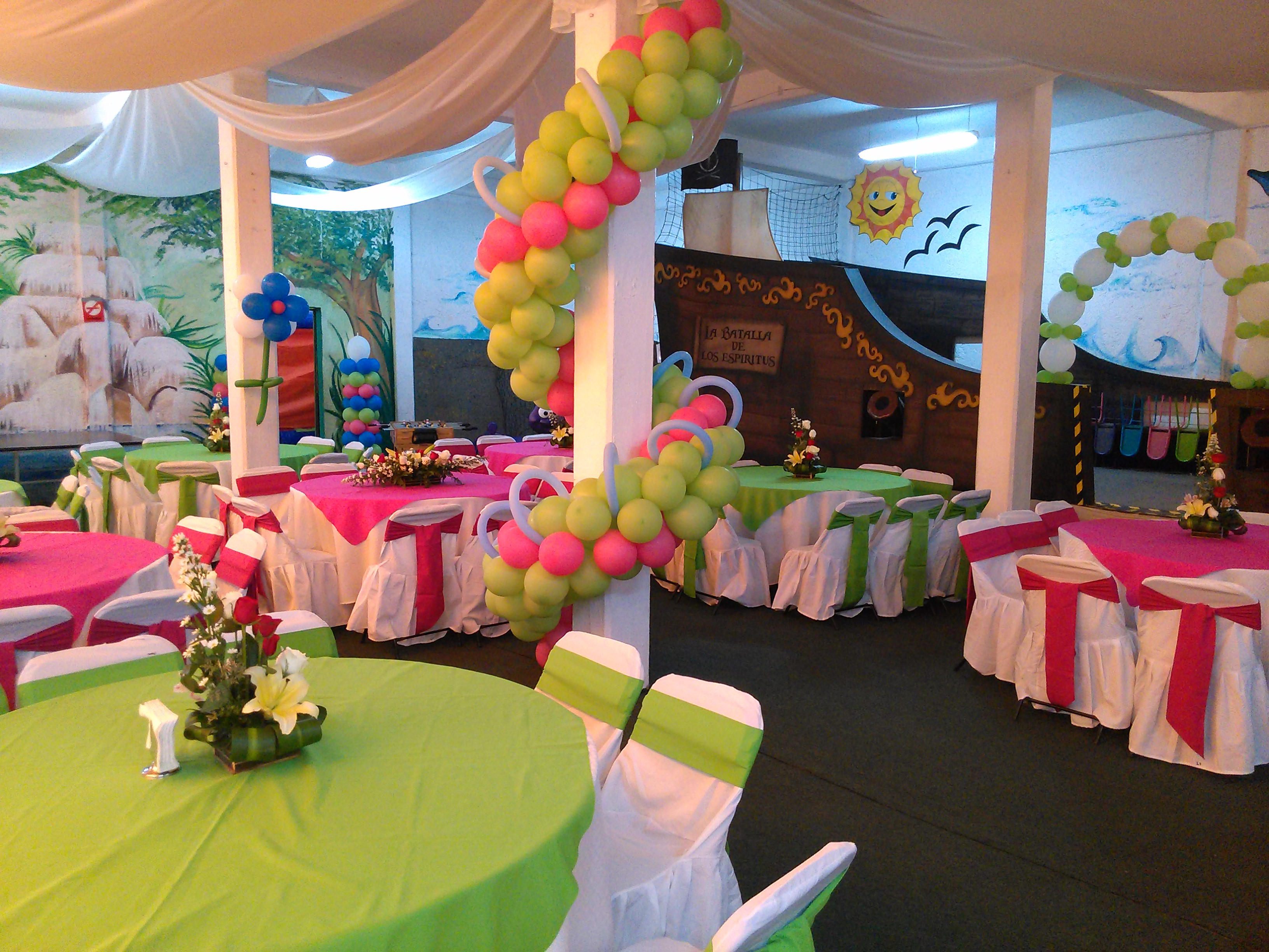 AREA DE RECEPCION